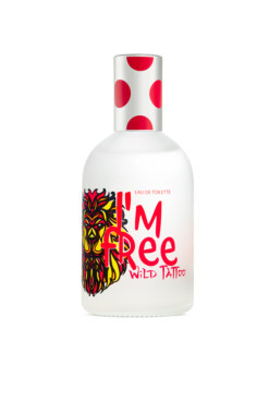 "Eau de Toilette </br>""Wild Tattoo"" 110ml"