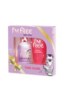 Eau de Toilette Toxic Elixir + gel douche