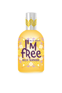 Eau de Toilette </br>« Hello Sunshine » 110ml